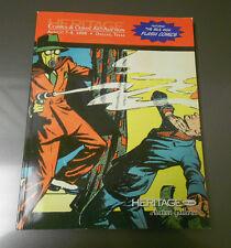 2008 HERITAGE Comics Comic Art Auction Catalog SANDMAN Mile High Flash 188 pgs