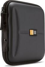 Case Logic CDE-24BLACK 24 Capacity Heavy Duty CD Wallet