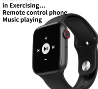 2020 IWO 13 Series 5 T500 Smart Watch Bluetooth call Music Player 44MM For Apple