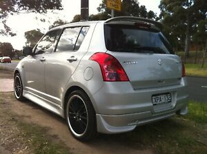 SUzuki Swift Spoilers And Body Kits Brand New.             We Have Side Skirts