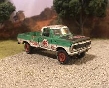 1970 Ford F-100 Truck Rusty Weathered 1/64 Diecast Hauler Barn Farm Find 4x4