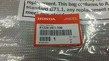 Honda 81320-VE1-T00 Cloth Catcher Bag for HRB216 / HRB217