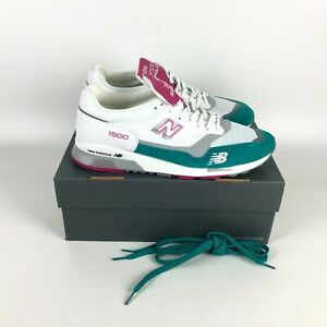 New Balance 'Miami' Made in England Sneaker Men's Size 11.5 White M1500WTP