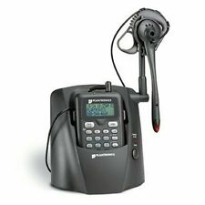 Plantronics CT12  2.4 GHz Cordless Headset Telephone w/ Caller ID