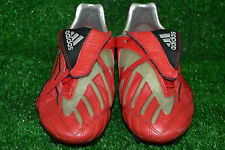 NEW RARE ADIDAS PREDATOR POWERSWERVE FIRM GROUND  FOOTBALL BOOTS CLEATS SIZE 6