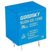 Good Sky 24V RUDH Series 12A SPDT Relay RUDH-SS-124D Good Sky