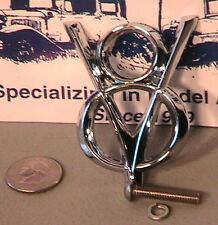 1928, 1929, 1930, 1931, 1932 Model A Ford Ratrod Streetrod 1932 V8 Emblem