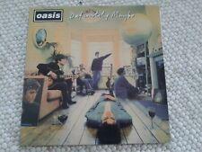 "Oasis - 2LP Vinyl 1994 ""Definitely Maybe"" Noel Liam Gallagher UK  Creation"