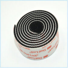 Scotch SJ3550 Dual Lock 250 Reclosable Fastener Black