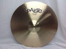 """PAISTE T20 22"""" Ride Cymbal/New Prototype Model/Warranty/3000 Grams(5045)"""