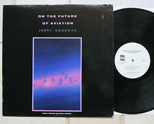 Jerry Goodman – On The Future Of Aviation  Vinyl  LP  Private Music – 1301 US