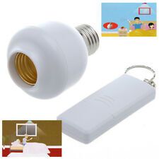 Adaptateur E27 à E27 Télécommande Ampoule Douille / AC 110 ~ 250V / Lampe