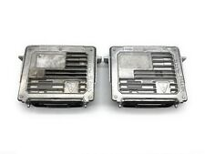 2x OEM 13-17 Buick Enclave Xenon Ballasts HID Bulb Control Unit Module Computer