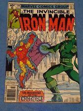 #136 1980 FN Stock Image 1st Series Iron Man
