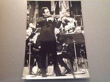 LORIN MAAZEL (Chef d'Orchestre, Violoniste)  - PHOTO DE PRESSE ORIGINALE 13x18cm
