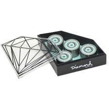 Diamond Supply Co 8mm Smoke Rings ABEC 7 Skateboard Bearings