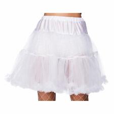 """18"""" Ruffle Petticoat for Peticoat Peti-Coat Slip Under Skiirt Fancy Dress"""