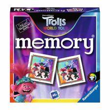 Mini Memory® | Trolls 2 World Tour | 48 Bildkarten | Ravensburger 20590 | Spiel