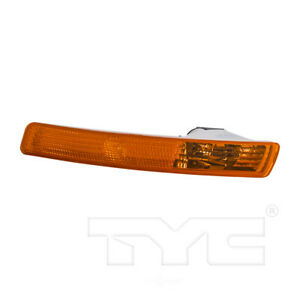 Turn Signal / Side Marker Light Assembly Front Left TYC fits 06-10 VW Beetle