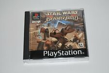 Playstation 1 - Ps1 -Star Wars Episode 1 Jedi Power Battles in Ovp+Anleitung