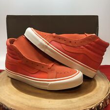 VANS OG SK8-HI LX UNDEFEATED UNDFTD SAFETY ORANGE WHITE FOG VN0A36C7PQ8 9.5 II 2