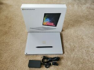 Microsoft surface book 2 13.5 - Excellent Condition