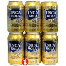 Inca Kola Regular Soda 12 Pack