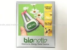 BioNette Drug Free Nasal Hay Fever Allergy Relief Rhinitis Treatment Device P