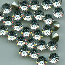 1088 SS40 C*** 6 STRASS SWAROVSKI FOND CONIQUE-POINT BACK 8,55MM CRYSTAL F