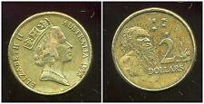 AUSTRALIE 2 dollars 1995