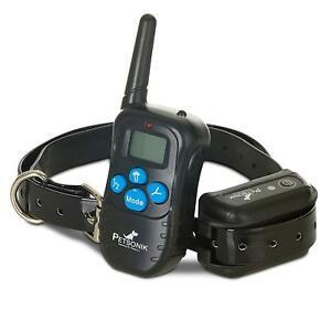 No Bark Dog Training Electric E Shock Collar Waterproof PET 998 2020 UPGRADED US