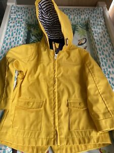 Tu Yellow Raincoat Age 18-24 Months