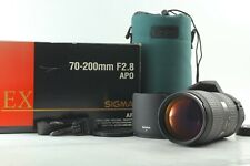 【 As-is 】 Sigma Apo 70-200mm f/2.8 D EX HSM Lens For Nikon F Mount from JAPAN