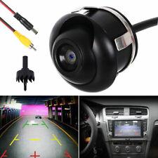 Car Rear View Camera Reversing Parking Cam Night Vision Waterproof  CCD 360° HD
