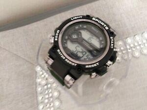 Orologio da polso militare digitale  da uomo
