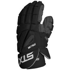 STX Stallion 500 Senior Lacrosse Gloves - Black (NEW)