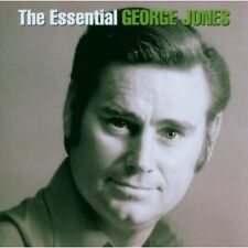 George Jones - Essential [New CD] Rmst