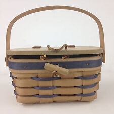 Mapletree Baskets, small girls purse, signed 1997 - Very Good