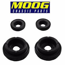 For Chevrolet Pontiac Suzuki Pair Set of 2 Front Upper Strut Mounts Moog K80907