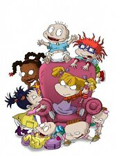 The Rugrats FRIDGE MAGNET (2.5 x 3.5 inches)(AC)