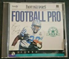 Front Page Sports Football Pro '97 (PC, CD-ROM) Sierra - 1996
