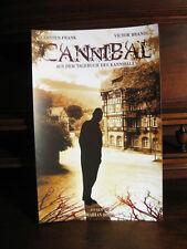 Cannibal - Aus dem Tagebuch des Kannibalen ORIGINAL Lobby Card Poster ExtremRar