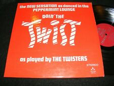 Doin' The TWIST As Played by The TWISTERS Early 60s Dance Craze LP FORTUNA Stero