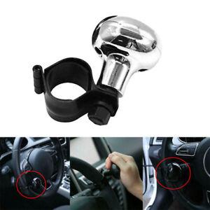 Car Steering Wheel Spinner Knob Power Handle Ball Hand Control Ball BoosterOI