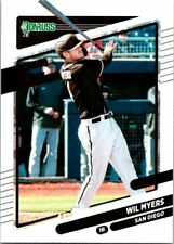 2021 Donruss Wil Myers  193