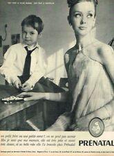 A- Publicité Advertising 1963 Vetements de grossesse Robe Prénatal par JL Sieff
