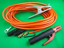 10mtr 175A DIY ARC LEAD KIT Tong Handpiece  9mm Dinse Connection OZZY Seller