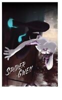 SPIDER-GWEN ~ HOODED ~ 22X34 COMIC BOOK POSTER ~ NEW/ROLLED!