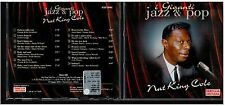 CD - 2044 - I GIGANTI JAZZ & POP NAT KING COLE