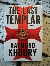 The Last Templar (Raymond Khoury, 2006 1st Printing HCDJ)